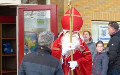 Sinterklaas is langs geweest!!!