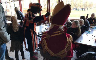 Sinterklaasfeest V.V Drogeham 2018