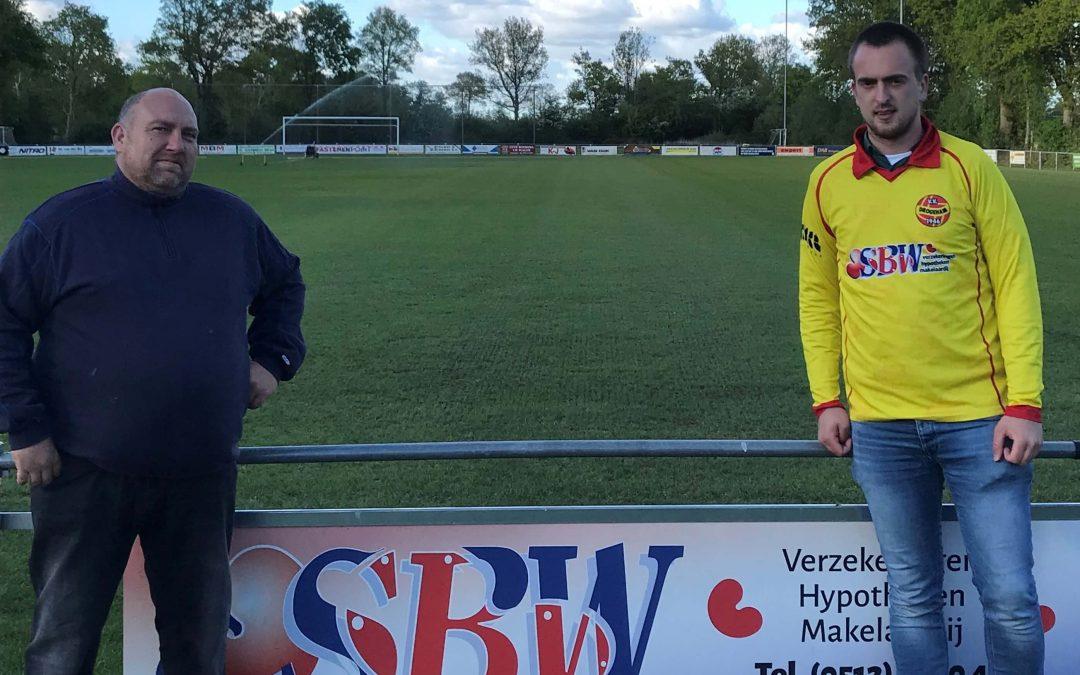 VV Drogeham verwelkomt een oude bekende: Tjeerd-Jan Heidbuurt!