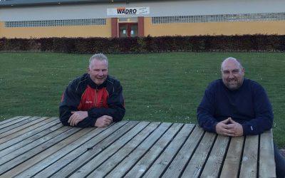 Sierk Kooistra is ook komend seizoen weer keeperstrainer bij VV Drogeham!
